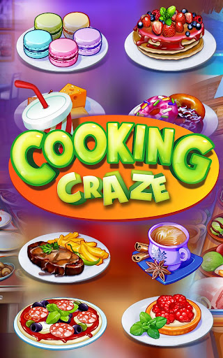 Cooking Craze - A Fast & Fun Restaurant Chef Game  mod screenshots 5