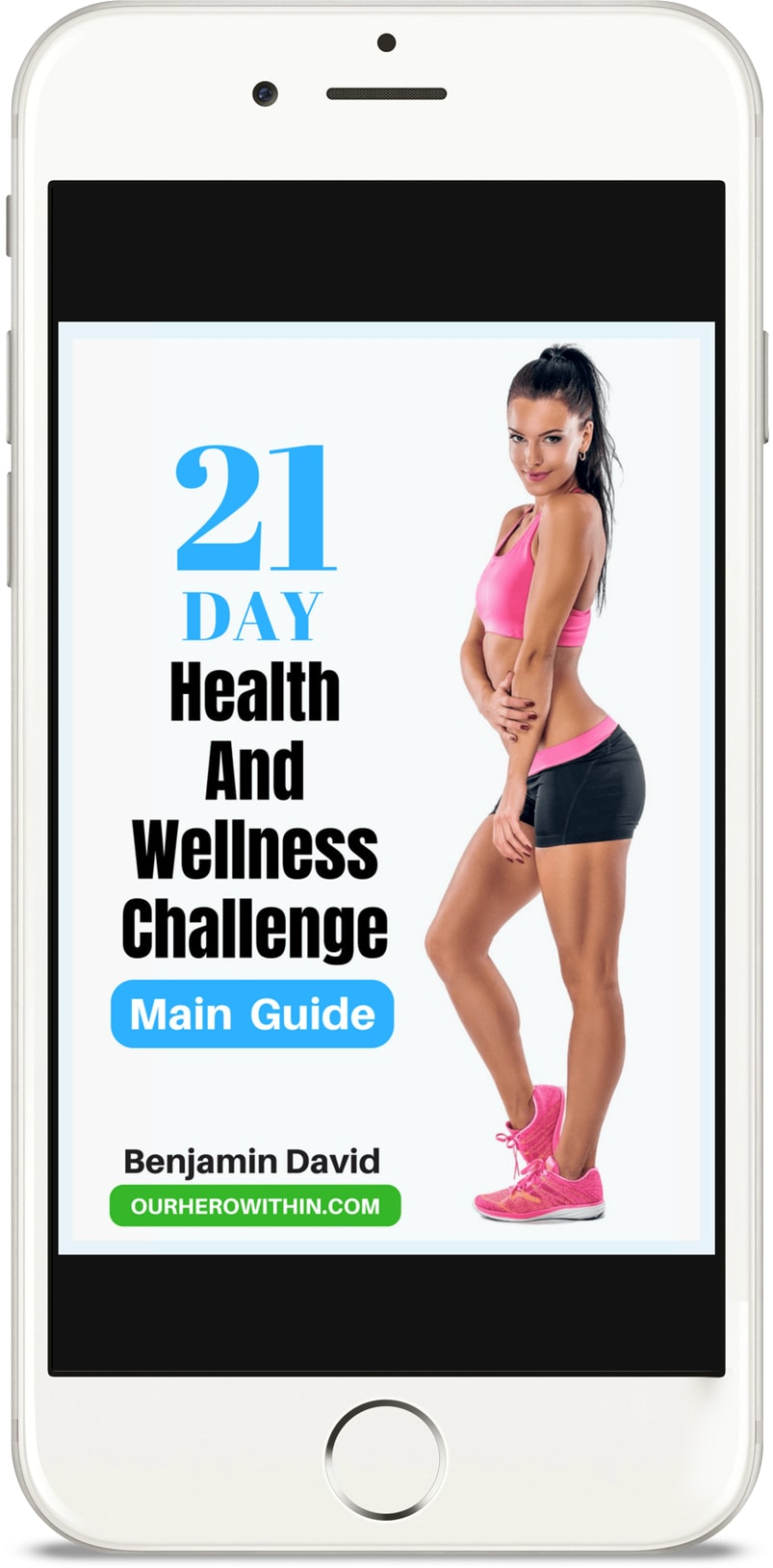 21 day challenge cover