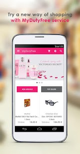 MyDutyFree- screenshot thumbnail