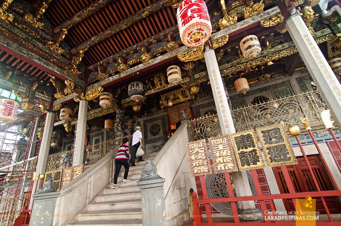 Khoo Kongsi Temple Penang