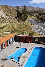 Photo: Baños Termales de Chacapi Yanque, Caylloma - Arequipa