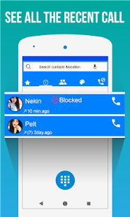 Free Spam Call Blocker: unwanted calls Security - náhled