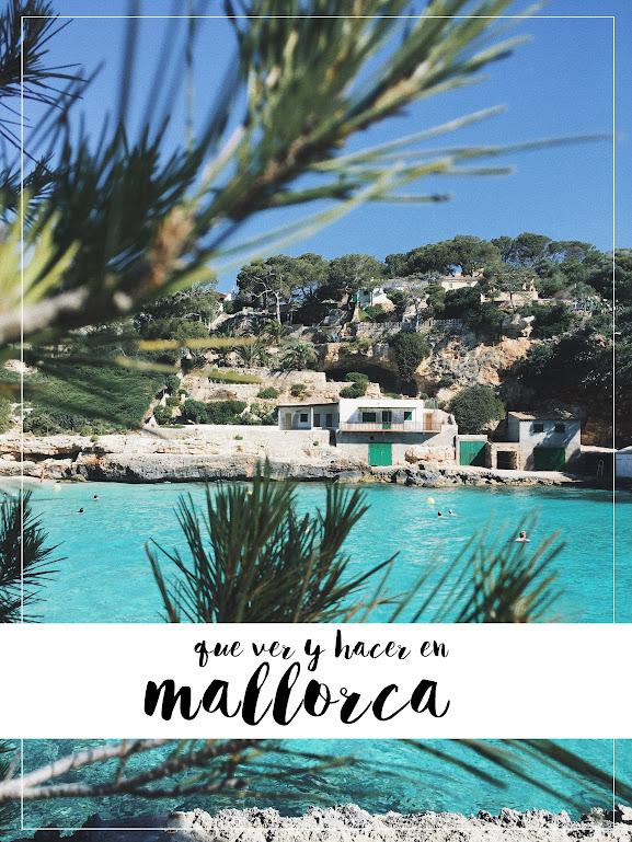 que ver y hacer en Mallorca