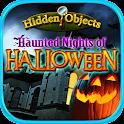 Hidden Object Halloween Nights icon