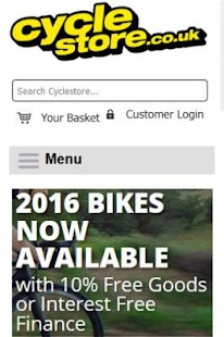 Cyclestore- screenshot thumbnail