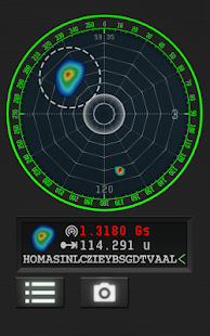 Ghost Sonar (Ghost Detector)- screenshot thumbnail