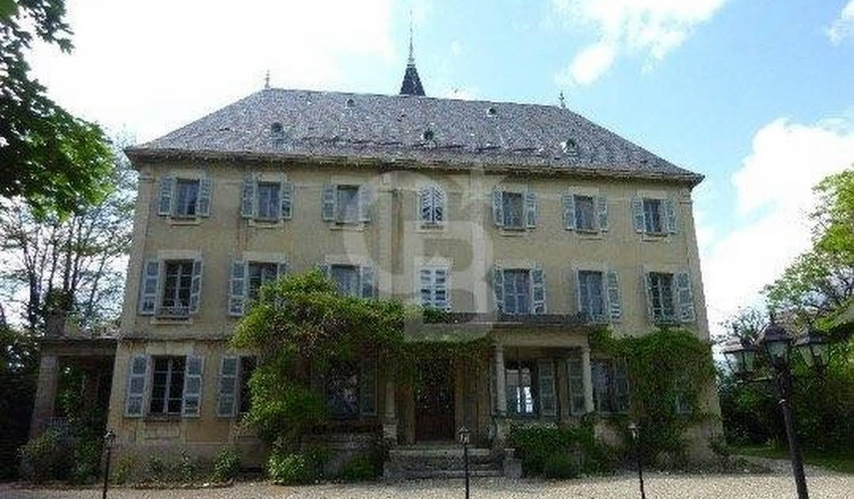 Château Saint-Jeoire-Prieuré