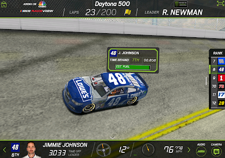 NASCAR RACEVIEW MOBILE- screenshot thumbnail