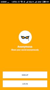 Anonymous screenshot 1