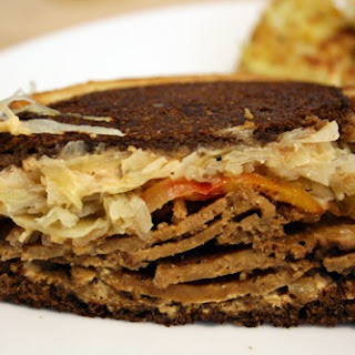 Vegetarian Sauerkraut Sandwich Recipes