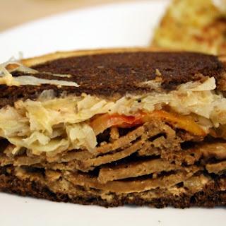 Vegetarian Sauerkraut Sandwich Recipes.