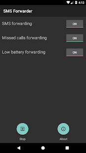 App SMS Forwarder APK for Windows Phone