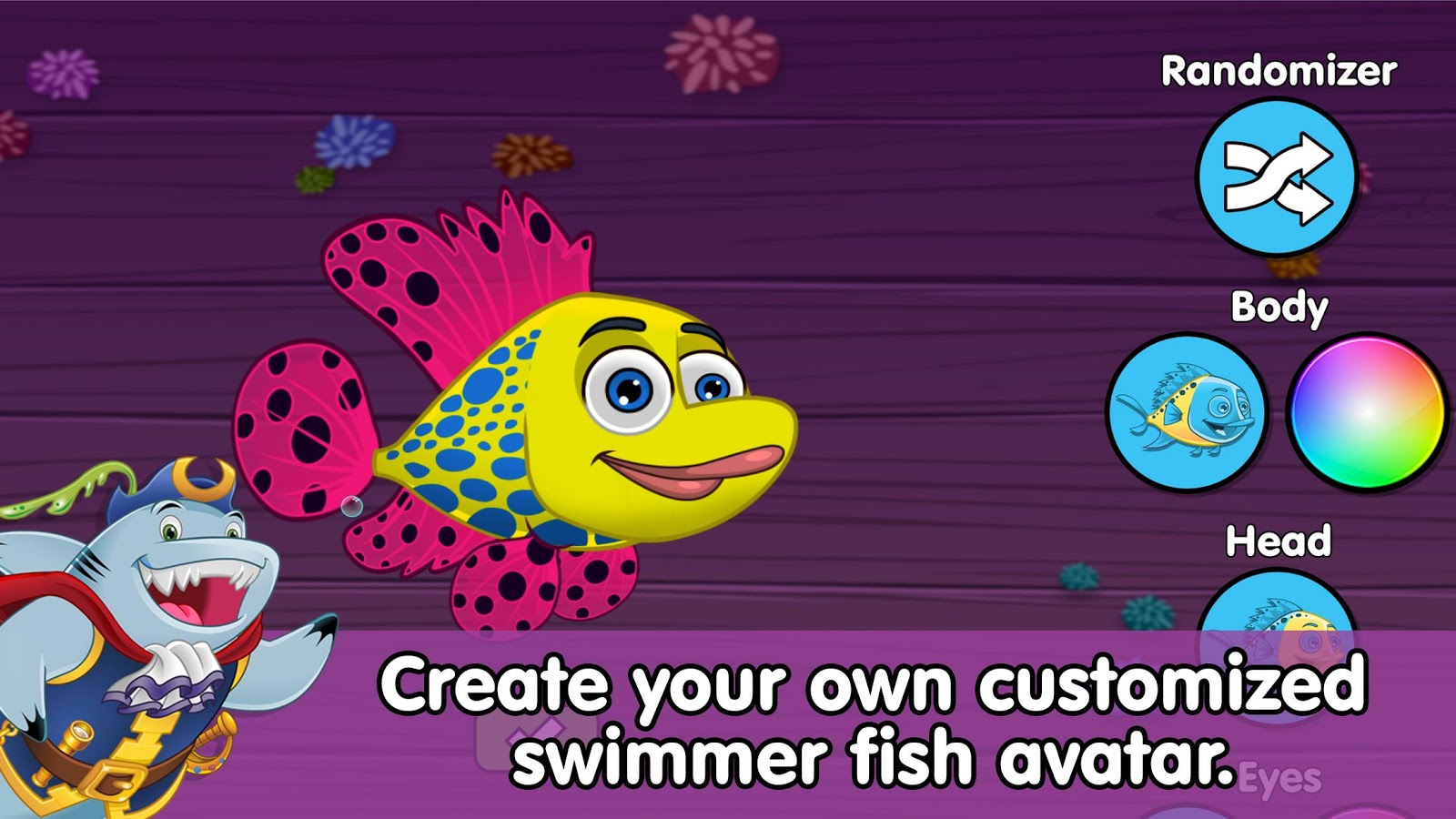 Millcreek Mall: Fish Fun- screenshot