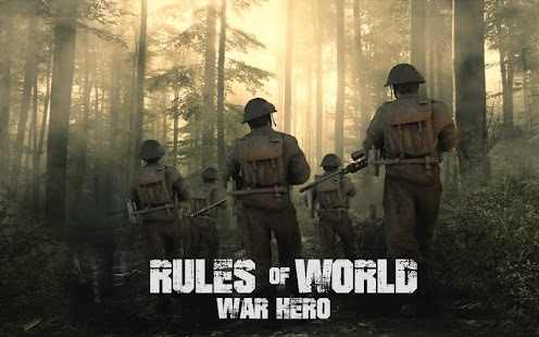Rules Of World War Hero - náhled