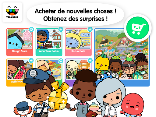 Toca Life: World  screenshots 5