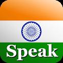 Speak Hindi Free icon