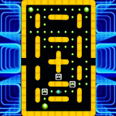 Reverse a pacman game