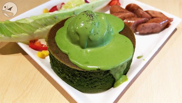 和茗甘味處,台北永康,抹茶餐點的各式表現