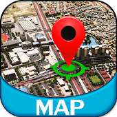 LIve Streetview & Live Map -Night Map