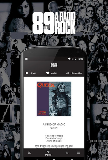 89FM - A Rádio Rock Oficial for PC