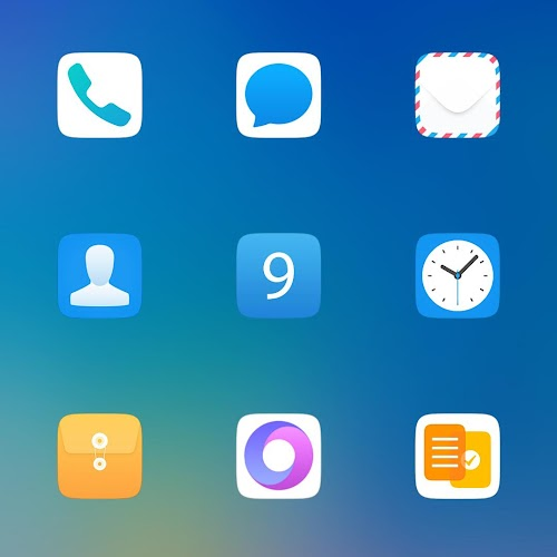 Download EMUI - ICON PACK APK latest version app by Cris87