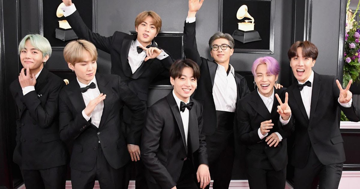 BTS Have Not Received A Nomination For The 2020 GRAMMY Awards