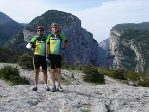 Photo: Verdon Gorge from Point Sublime