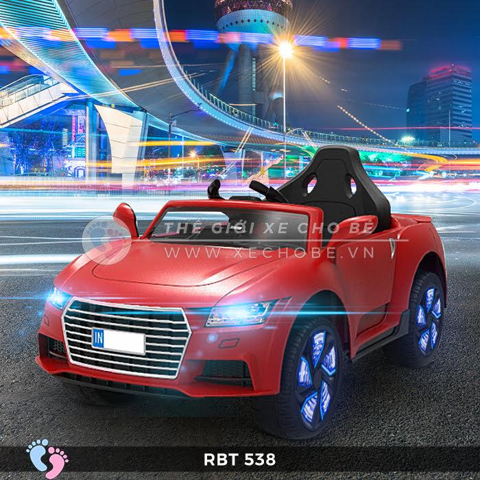 Xe ô tô điện cho bé RBT-538 11