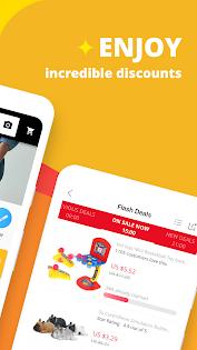 (APK) تحميل لالروبوت / PC AliExpress - Smarter Shopping, Better Living تطبيقات screenshot