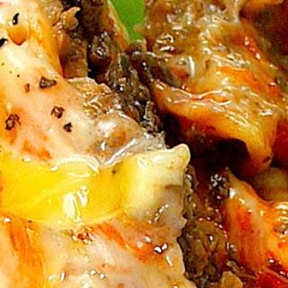 Magic Mushroom Pastagna