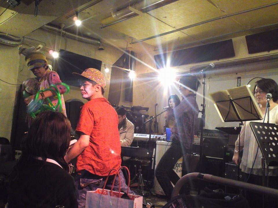 「パムで増える迷路ちゃん」 01/24 「歌舞伎町EXPO」@歌舞伎町ゴールデンエッグ。