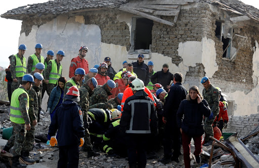 At least 21 dead in 6.4-magnitude earthquake in Albania