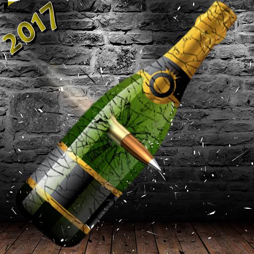 Bottle Shoot 3D Shooting Range
