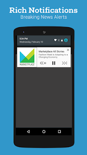 Stitcher Radio for Podcasts screenshot 05