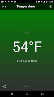 Temperature Free Screenshot 1