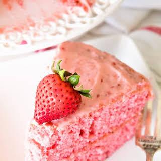 Strawberry Cake Mix With Fresh Strawberries Recipes.