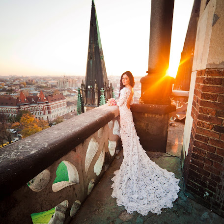 Wedding photographer Vladislav Kucherenko (VladHorror). Photo of 06.11.2014