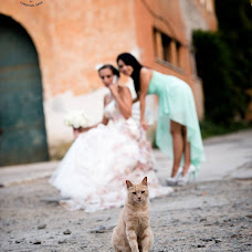Fotografo di matrimoni Christian Sana (christiansana). Foto del 07.04.2016