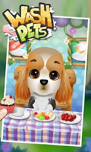 Wash Pets - kids games v2.0.2