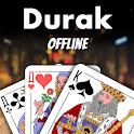 Дурак - игры без интернета - карты оффлайн icon