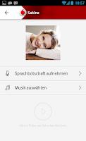 Screenshot of Vodafone MyTone