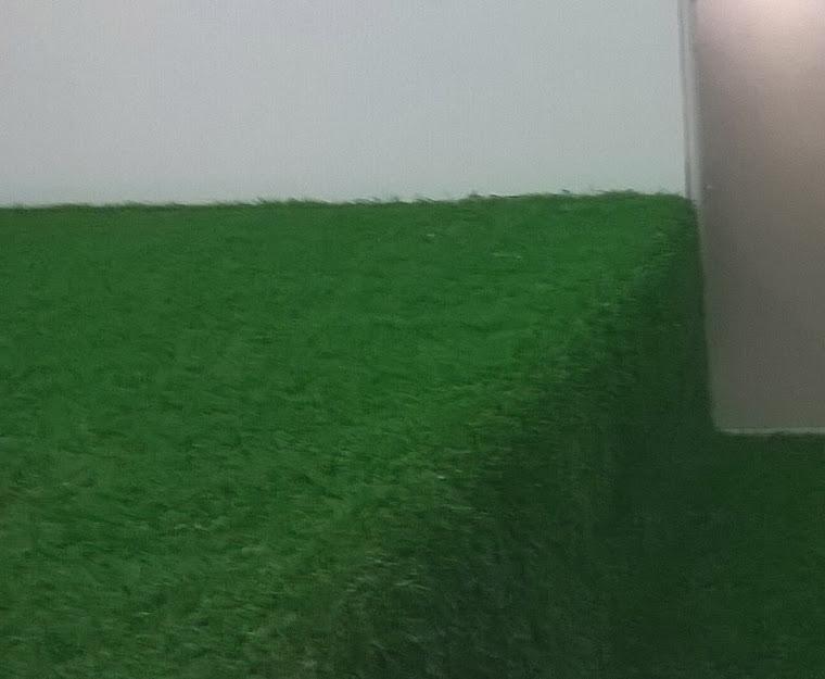 Bề mặt nền trong lắp ráp cỏ nhân tạo là rất trọng yếu
