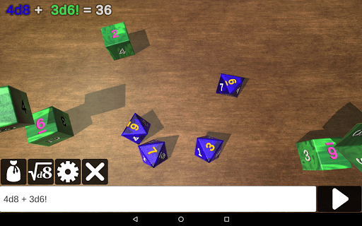 Sophie's Dice - screenshot