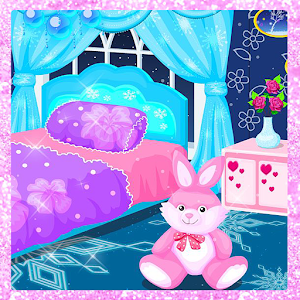 Ice Princess Room Decoration for PC and MAC