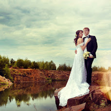 Wedding photographer Vladimir Andrushchenko (VladimirAn). Photo of 15.10.2016