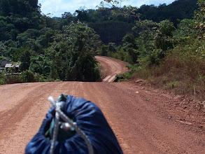 Photo: Nesta foto dá para vocês terem uma pálida idéia do que é essa estrada.