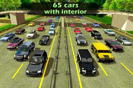 Manual gearbox Car parking MOD (Unlimited Money) 2
