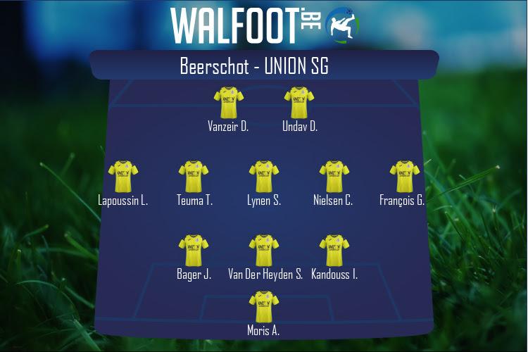 Union SG (Beerschot - Union SG)