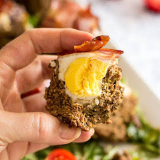 Power Breakfast Egg MeatMuffins.