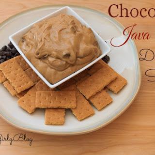 Chocolate Java Chip Dip – Coffee Break Snack
